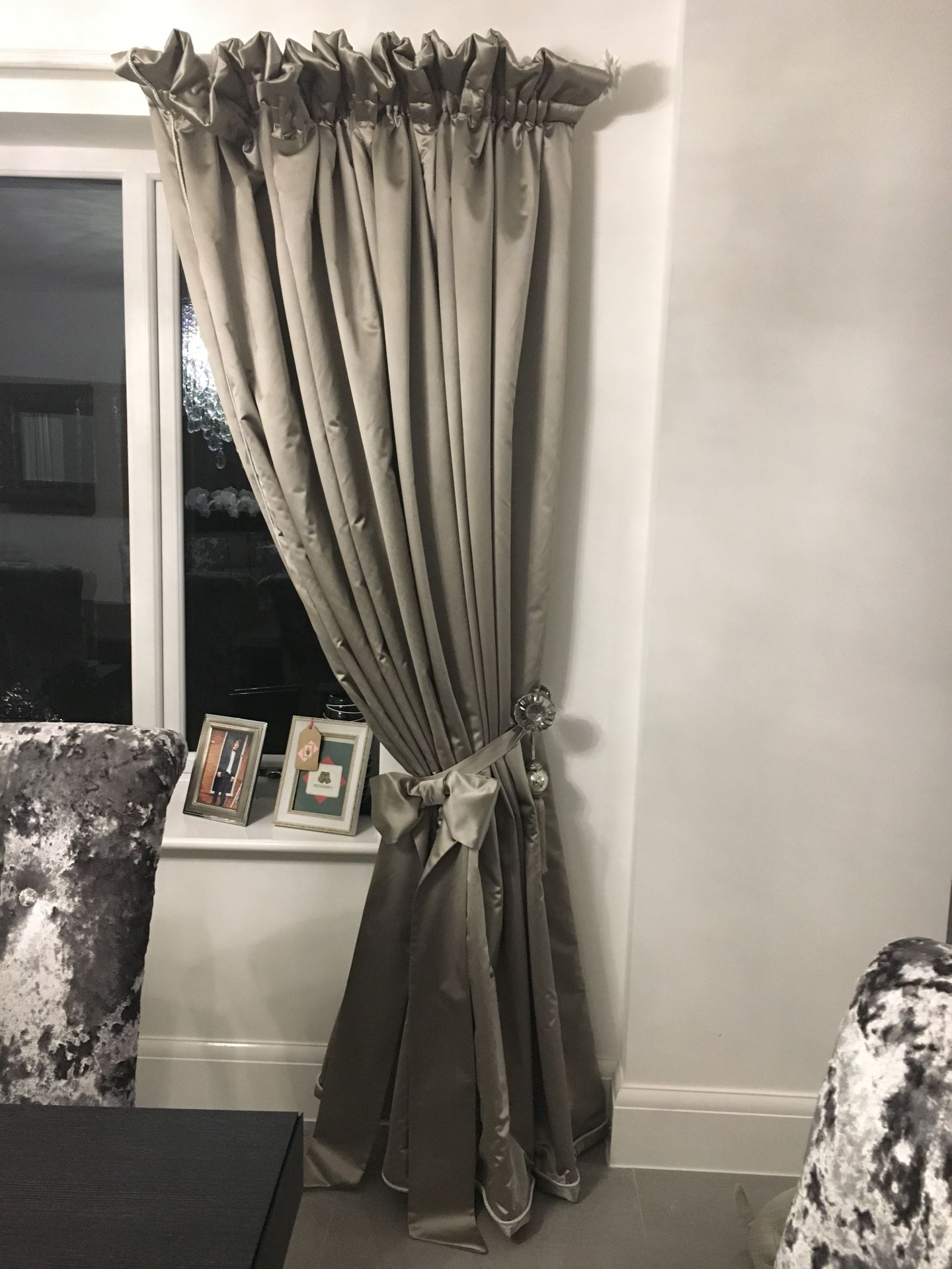 Handmade Curtain Laura Ashley Mansfield