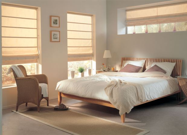 Roman-Blinds-Bedroom